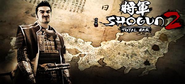 Total War: Shogun 2 asteptat in luna Martie