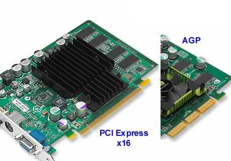 AGP vs PCI