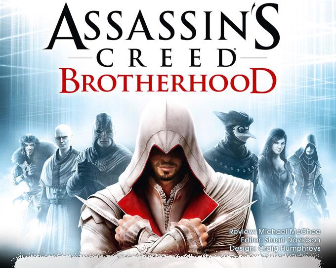 Assassin's Creed Brotherhood aşteptat pe 18 Martie