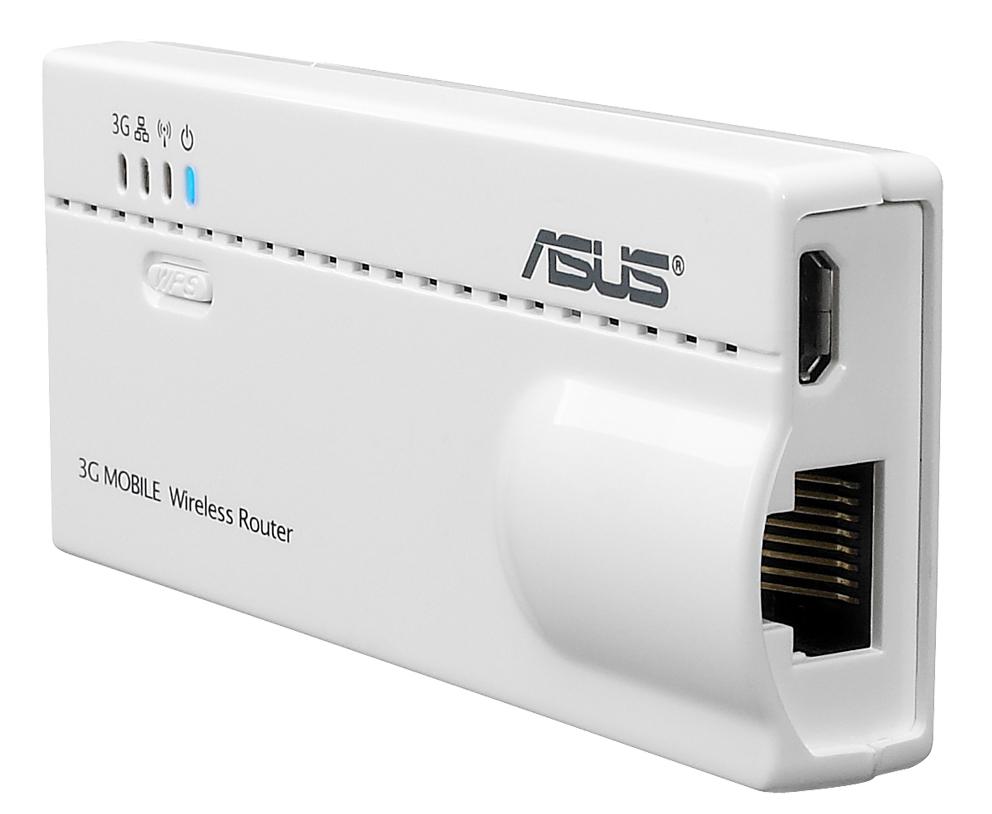 Routerul de buzunar ASUS WL-330N3G