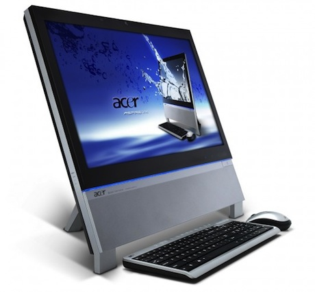 Acer Aspire Z5763 all-in-one cu detectia miscarii