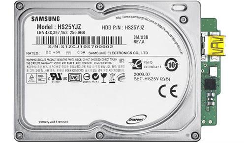 Seagate a cumpărat Samsung HDD
