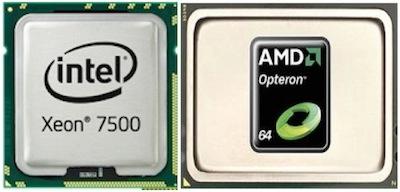 Vanzarile de chip-uri PC cresc:Intel domina,AMD stagneaza
