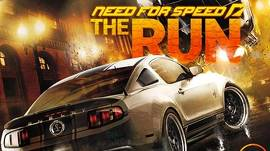 "Need for Speed The Run ""Sports Illustrated Model"""