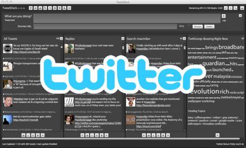 Twitter a cumpărat TweetDeck