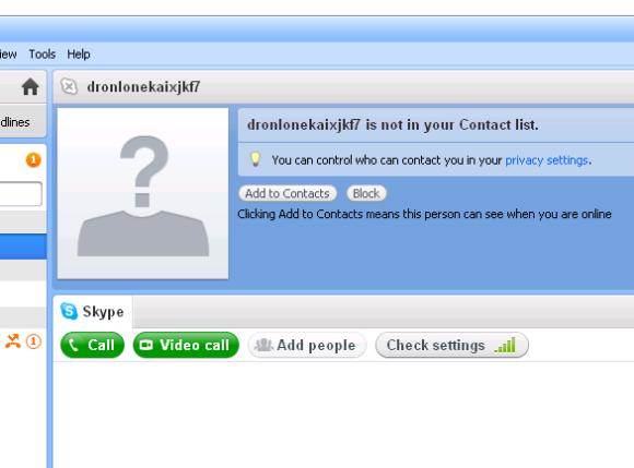 """Atacurile de tip """"vishig"""" pe Skype imping la infectarea computerului cu programe suspicioase"""