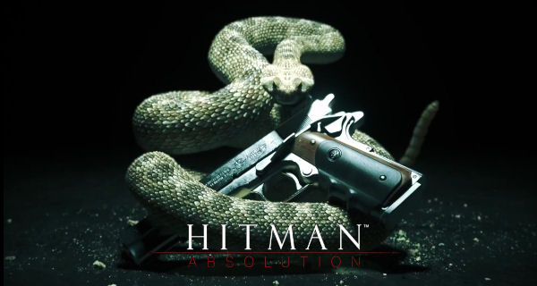 Hitman: Absolution e pe drum!