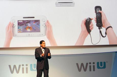 """Wii U """"va fi lansat dupa 1 aprilie 2012"""""""