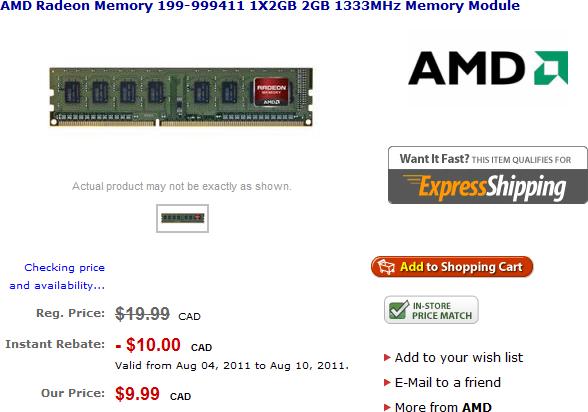 """Radeon"" marca RAM !?"