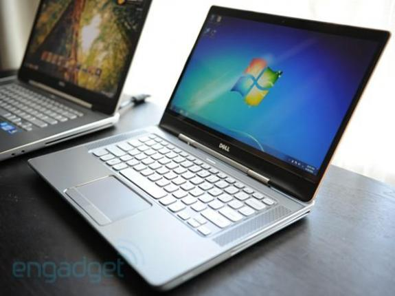 Laptopurile Dell XPS 14z au debutat in China
