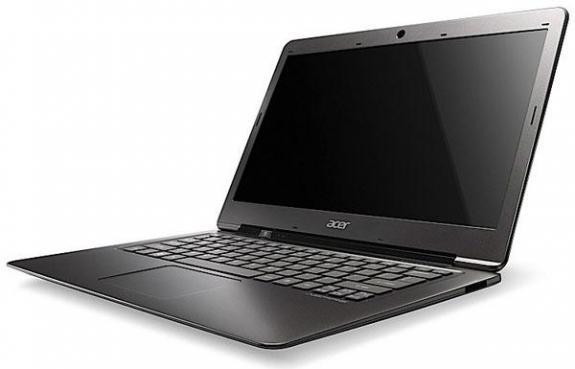 Modelul Ultrabook Acer Aspire S3 se vinde in Europa