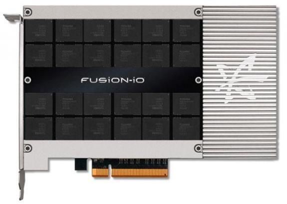 Fusion a anuntat SSD-urile PCIe numite ioDrive2 si ioDrive2 Duo