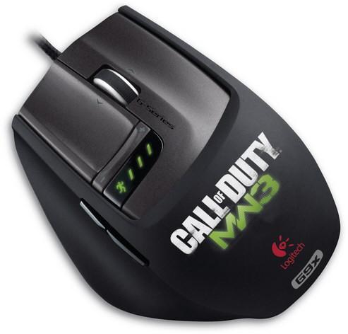 Logitech a anuntat mouseul G9X si tastatura G105 pentru gameri