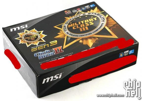 Preview pentru viitoarea placa de baza MSI X79A-GD65 8D
