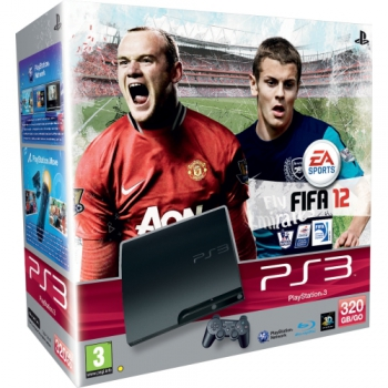 Playstation + Fifa 2012