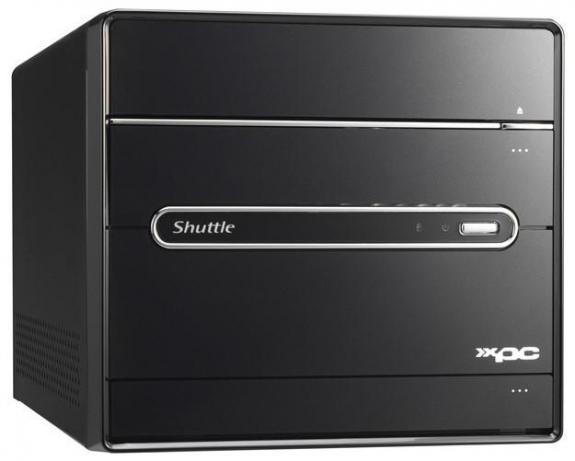 Shuttke a lansat mini statia de lucru H7 5820S cu grafica Matrox