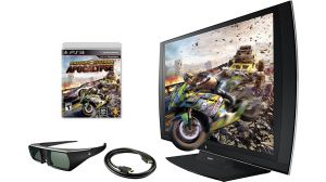 Lansarea display-ului PS3 3D in Europa intarzie