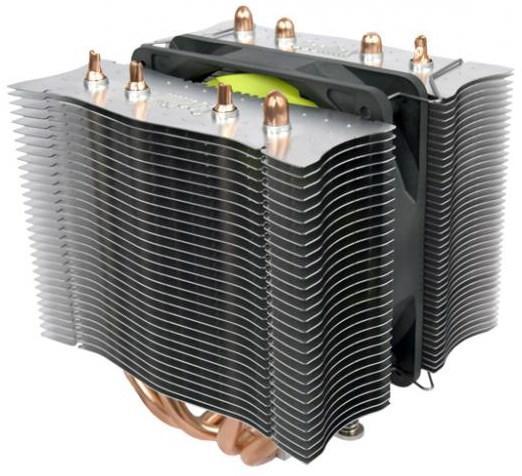 Coolink va lansa coolerul Corator DS pentru procesoare LGA2011