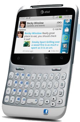 Telefonul Facebook?