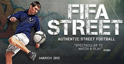FIFA STREET – caracteristici