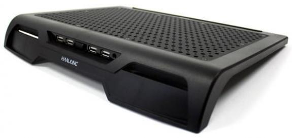 Coolerele HanJung Grip 100 S si Grip 110 U2 pentru notebook-uri lansate in Europa