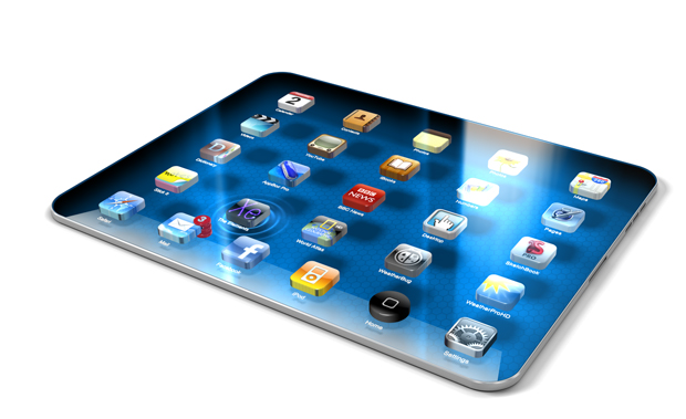 Apple a inceput productia de iPad 3