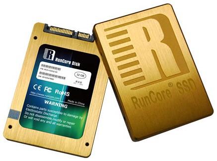 RunCore a dezvoltat SSD-urile Kylin II SATA