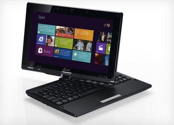 Asus ar putea lansa Ultrabook-ul cu display rotativ in 2012