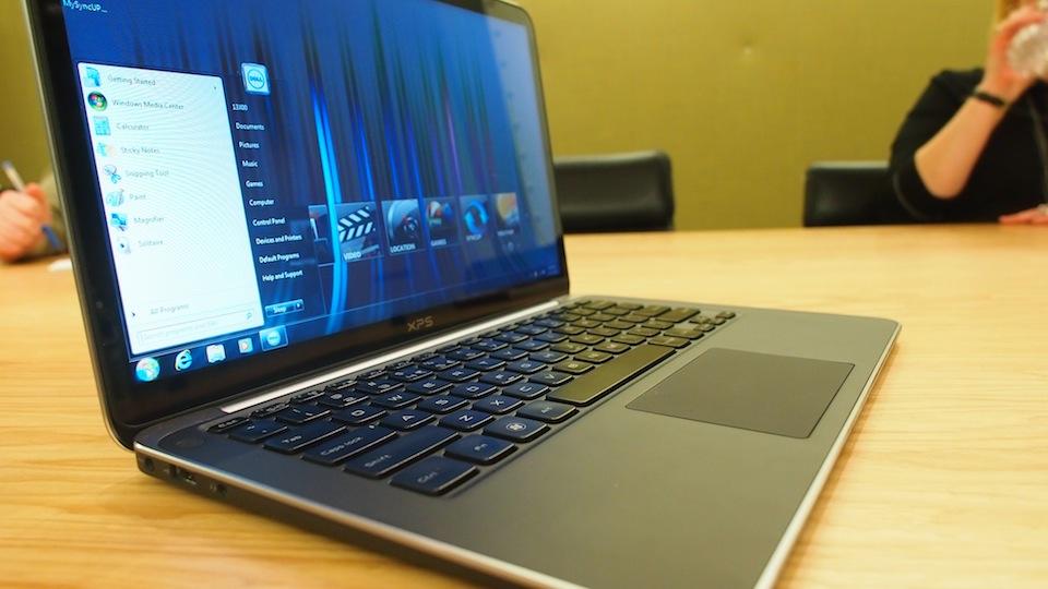 Dell a lansat primul Ultrabook, XPS 13