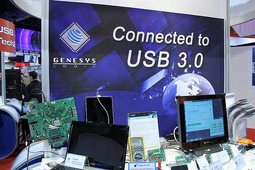 Genesys Logic va lansa webcam-ul GL3620 cu controler USB 3.0
