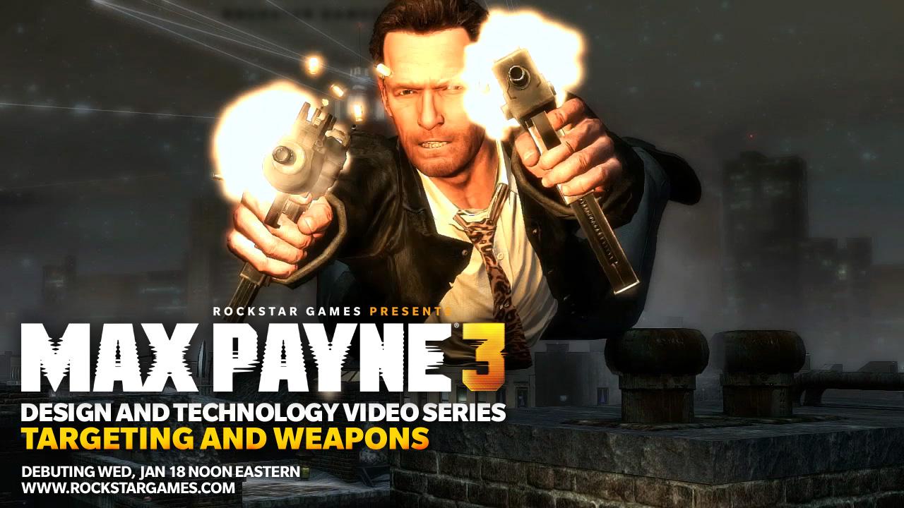 Designul si tehnologiile din Max Payne 3