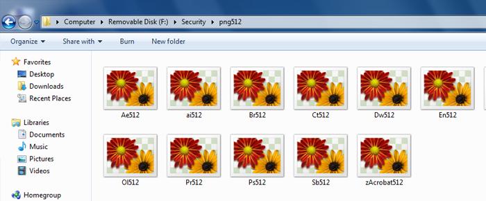 Problemă thumbnail în Windows 7