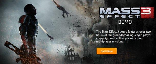 Mass Effect 3 Demo este acum disponibil pentru PC