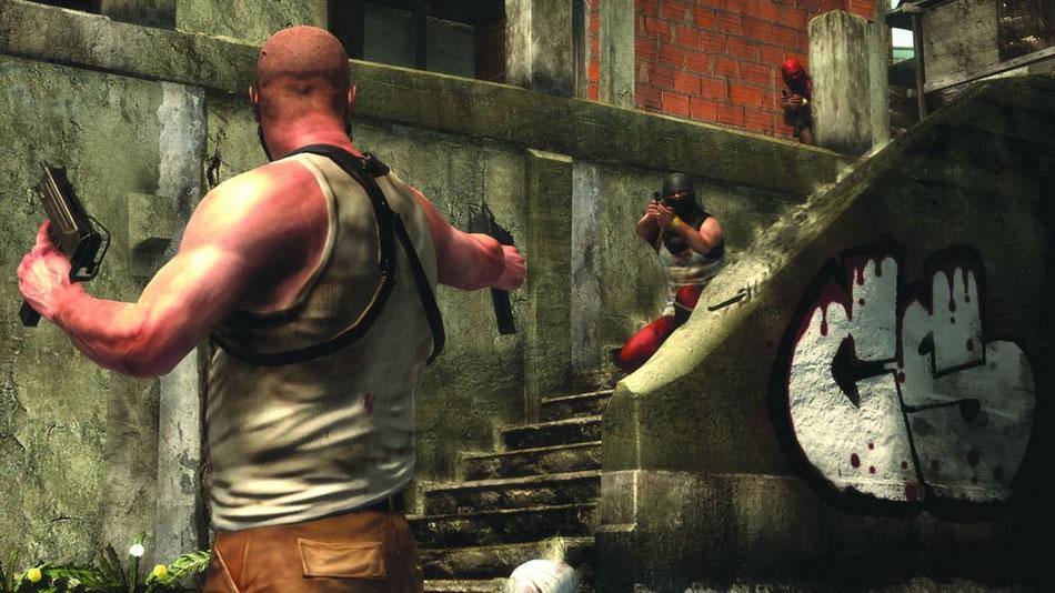 Al doilea trailer oficial pentru Max Payne 3