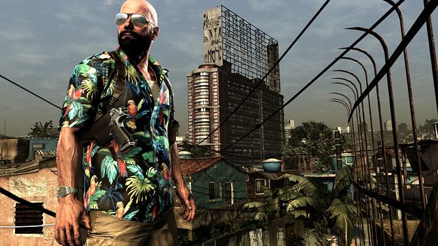 Cerinţe de sistem Max Payne 3
