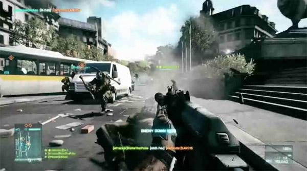 Battlefield 3 Premium va costa 45€ + acces rapid la DLC-uri