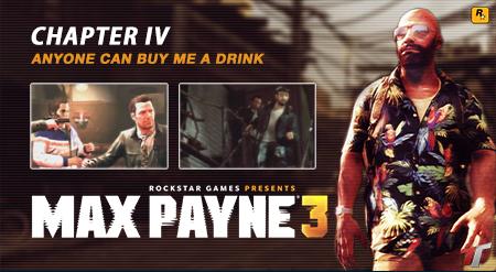 Intreaga Poveste Max Payne 3 (Capitolul IV)