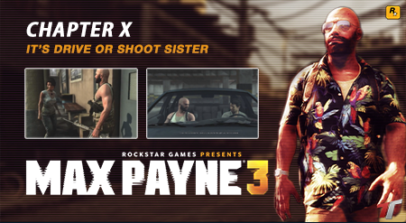 Intreaga Poveste Max Payne 3 (Capitolul X)