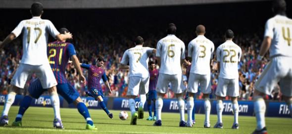 Primele impresii despre FIFA 13