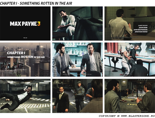 MaxPayne Chapter 1