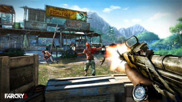 Va fi lansat Far Cry 3 Multiplayer versiunea Beta