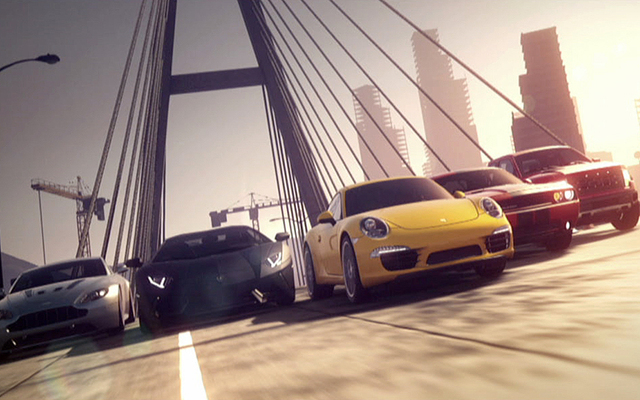 E3 2012: Burnout Paradise 2 se va numi NFS: Most Wanted