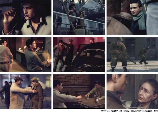povestea jocului Mafia2