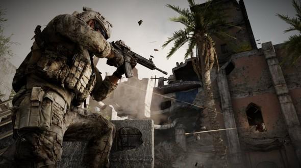 E3 2012: Medal of Honor: Warfighter multiplayer trailer