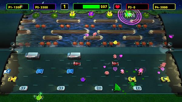 Frogger: Hyper Arcade Edition lansat pe Xbox Live
