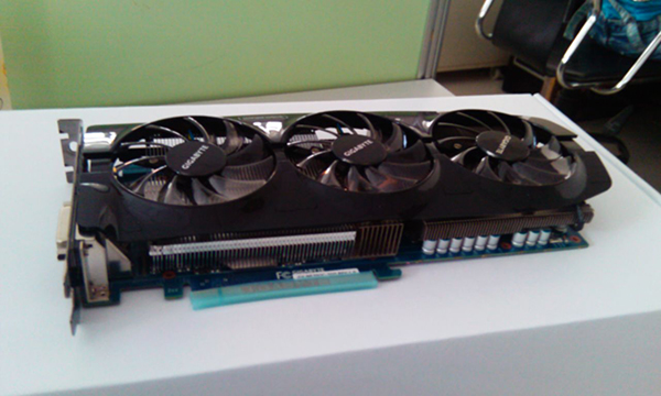 Review Gigabyte GeForce GTX 670 OC
