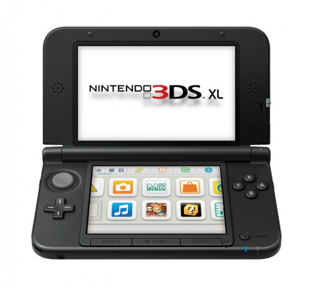 Review Nintendo 3DS XL