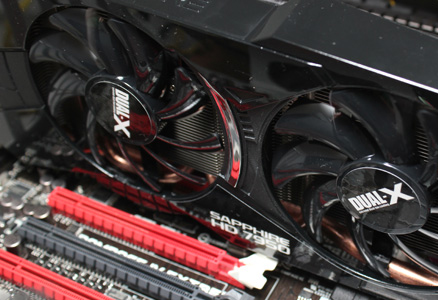 Review Sapphire Radeon HD 7950 3GB Flex Edition