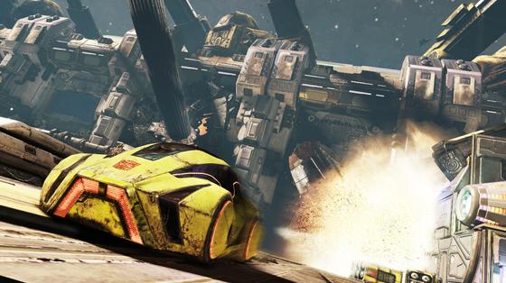 Vom juca Transformers: Fall of Cybertron mai devreme !
