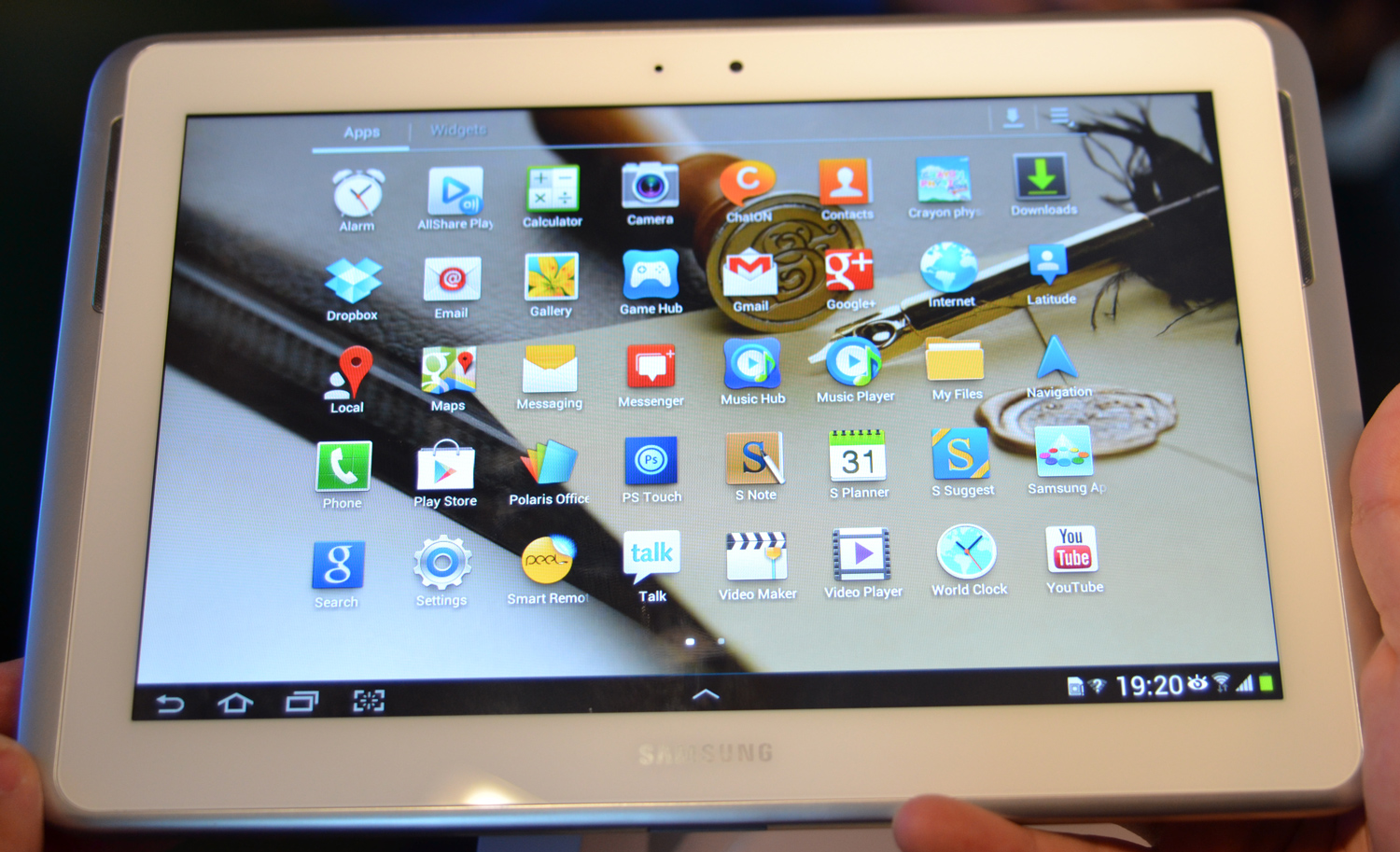 Samsung Galaxy Note 10.1 Quad Core Review